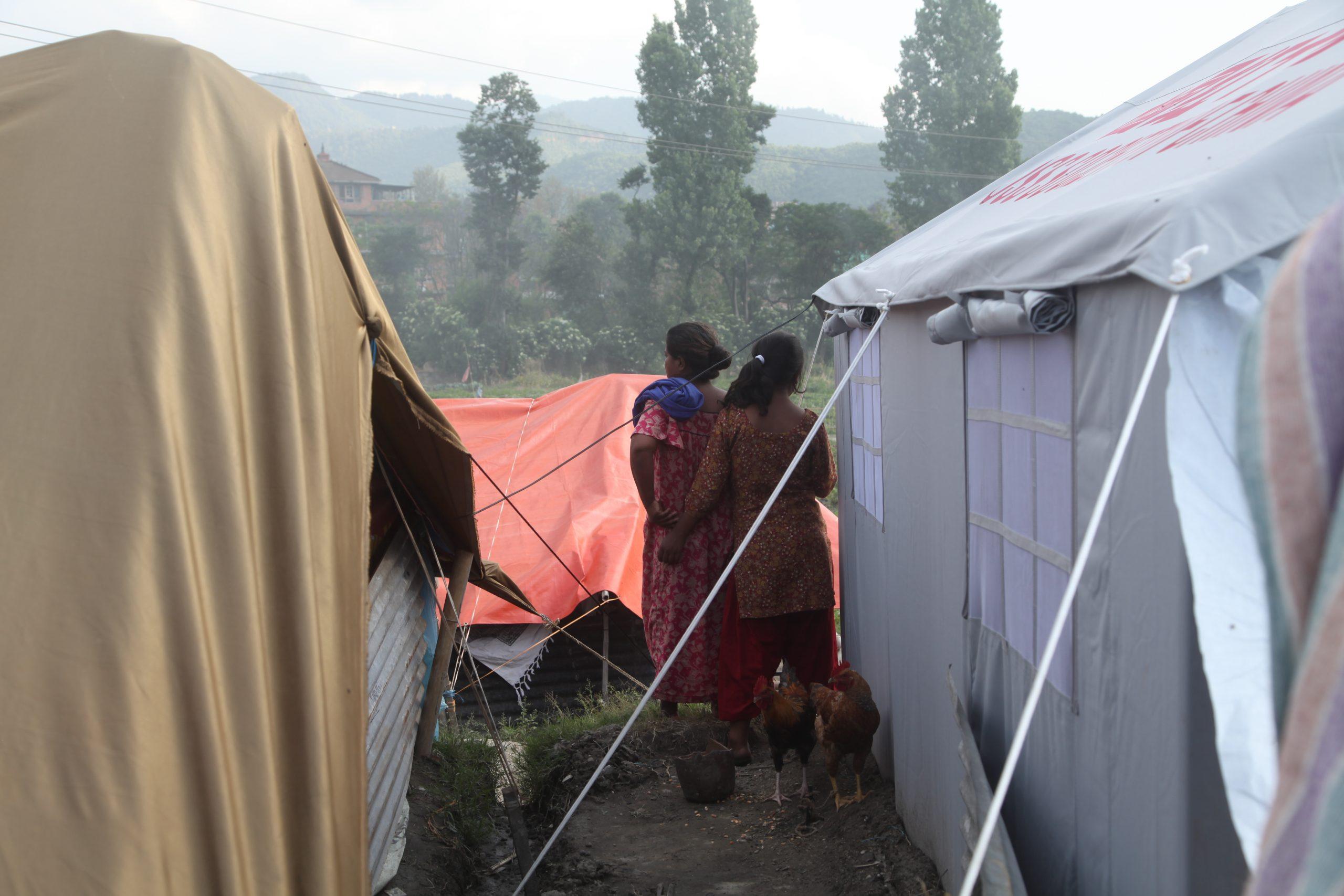 IMG_2058 Bhaktapur refugee camp