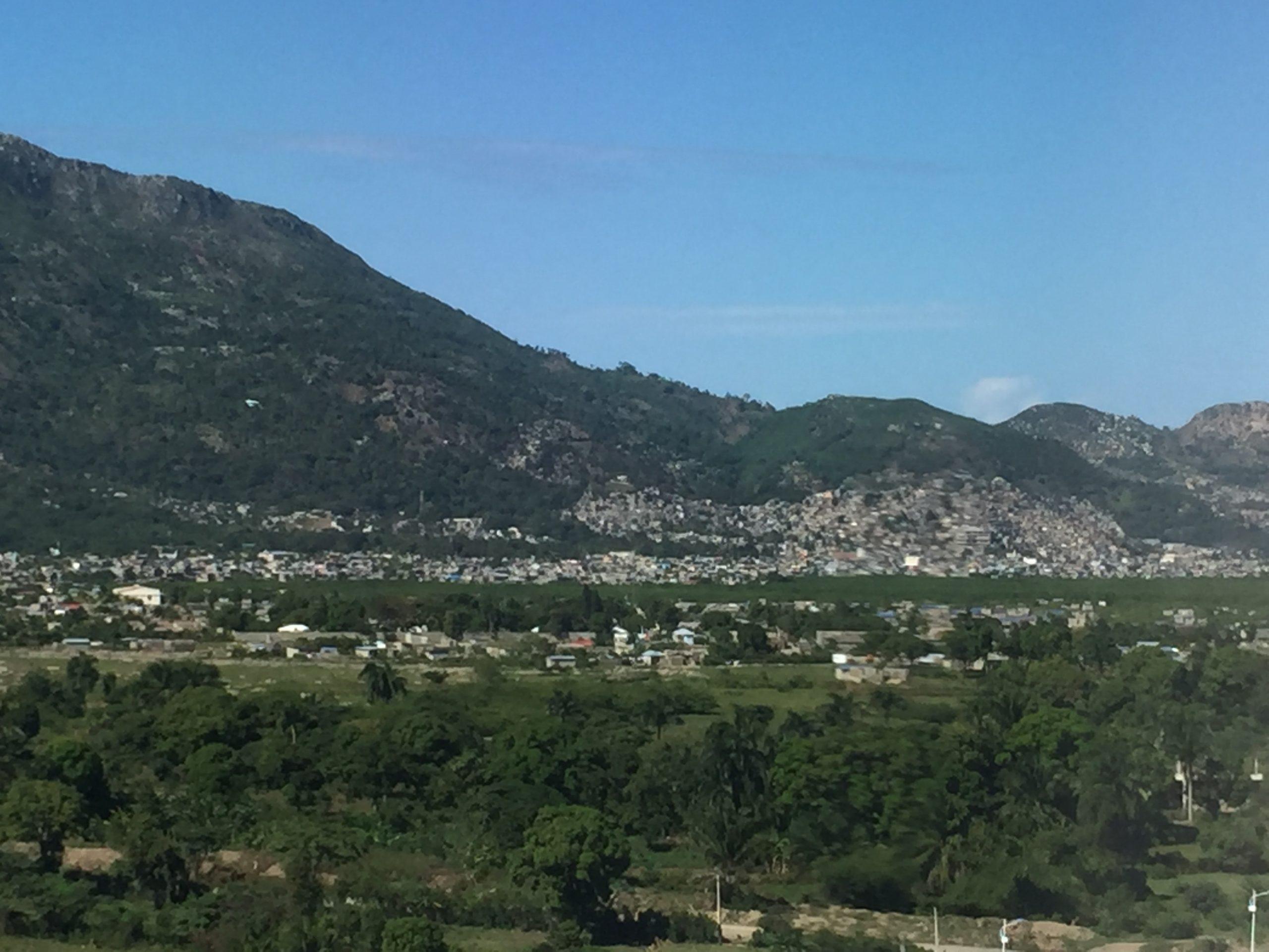 View of Cap Hatien Image Credit: Grant McFadden