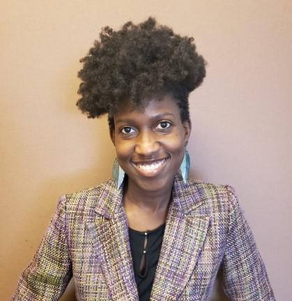 Photo of author Tishina Okegbe